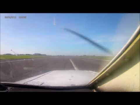 Flying Man Sam - EGBN - 2nd Solo Circuit