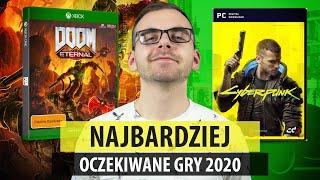 Najciekawsze gry 2020 roku