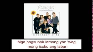 Pagsubok By Aegis (With Lyrics)