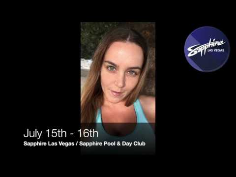 Porn Star Adria Rae Dances Topless at Sapphire & Hosts Best Las Vegas Day Club Party from YouTube · Duration:  1 minutes 12 seconds