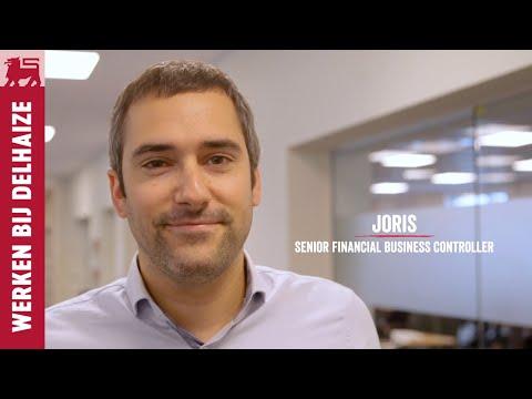 Work at Delhaize : Joris Senior Financial Business Controller
