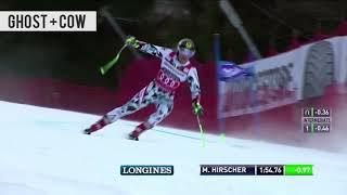Marcel Hirscher wins Gold!