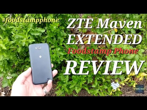 zte maven unboxing the start this
