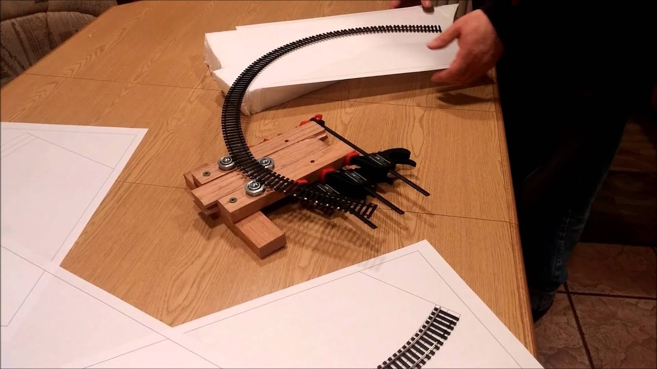 ho track bender [ 1280 x 720 Pixel ]