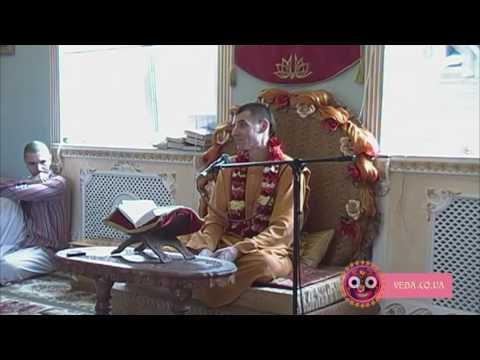 Бхагавад Гита 16.1-3 - Вальмики прабху