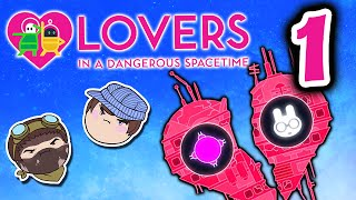 Lovers in a Dangerous Spacetime: Romantic Getaway - PART 1 - Steam Train