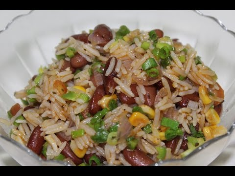 Mexican rice Recipe The Easy way