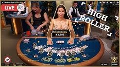 ♢ LIVE 🔴 Blackjack | HIGH ROLLER | Surreal Side Bets session ♢