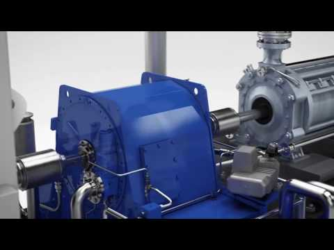 Voith variable speed couplings