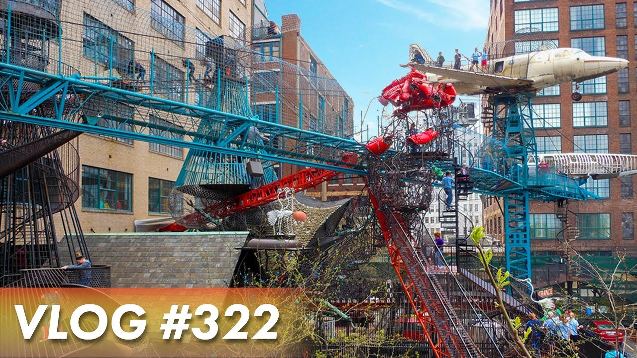 94c039880 THE COOLEST PLACE EVER - City Museum - St. Louis - YouTube