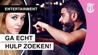 Danny Ghosen boos op webcammeisje