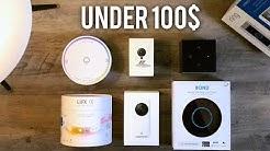 Best Smart Home Tech Under $100!