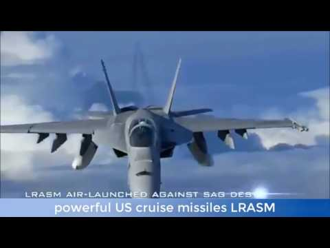 powerful US cruise missiles LRASM
