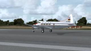 Just Flight Dehavilland Dove Review P3Dv3