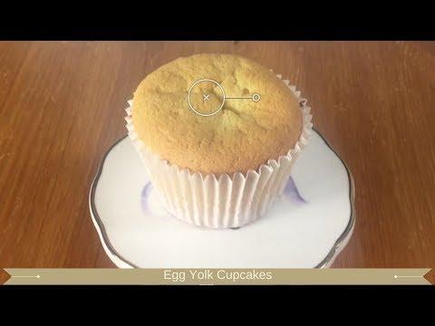 Egg yolk recipes : Egg yolk recipes for breakfast : Making a cake with only egg yolks