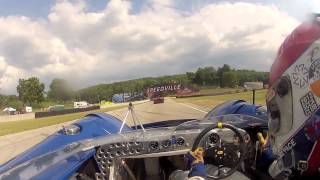 Road America Can-Am Onboard Lap Lola T70 w/Jim Pace & Predator Performance