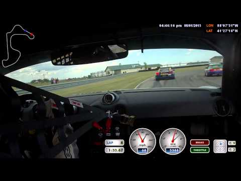 Autobahn Country Club Members Race August 1st 2015