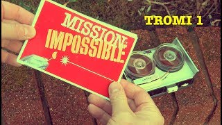 Tape Recorders of Mission Impossible Ep.1