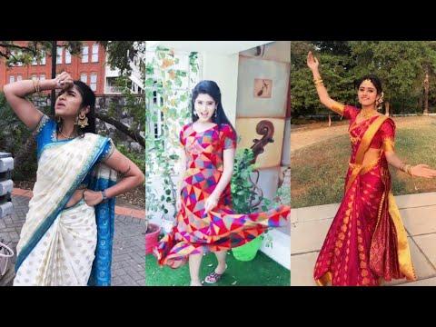 Download 😜செம்ம Tik Tok Tamil Dubsmash Girl Videos   Tik Tok Songsvideo   Part 2