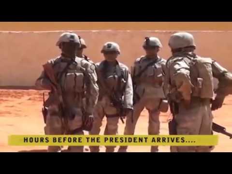 Somali Security Foces NISA,ALPHA,SHIELD Stabilizing Somalia and Combatting Terrorist Alshabab