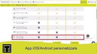 App iOS/Android personalizzata