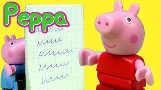 Świnka Peppa • Zabawa w chowanego • bajki dla dzieci