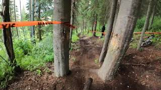 Maxxis Kicking Horse DH Stan's No Tubes Course Preview
