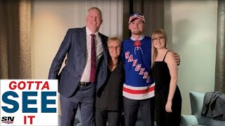 GOTTA SEE IT: All 31 Picks From First Round Of 2020 NHL Draft