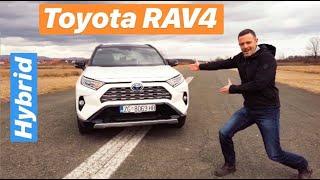 Koliko troši SUV od 218 konja?🤔 - Toyota RAV4 Hybrid! - provjerio Juraj Šebalj