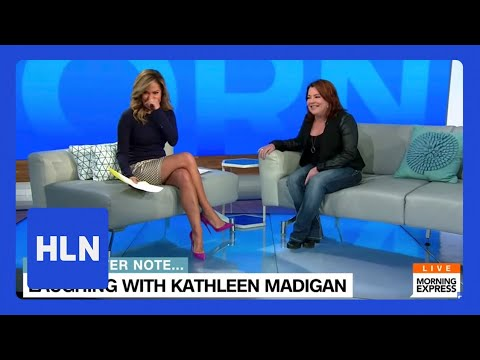 Download Youtube: Kathleen Madigan on HLN's Morning Express with Robin Meade