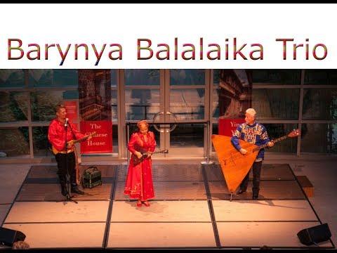 MD Balalaika Trio School Assembly Show Baltimore, Maryland