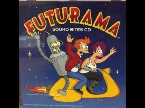 Futurama Theme - 1999 Official Remix