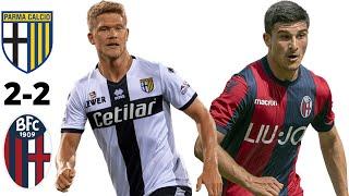 Parma Calcio vs Bologna FC 2-2 ● Football Match Preview ● 12/07/2020