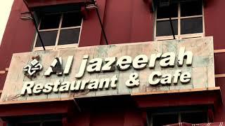 ( CULINARY ) MEDAN - NASI MANDI ALJAZEERAH RESTO & CAFE - SHISHA - GOAT - LAMB - KAMBING  - ARAB