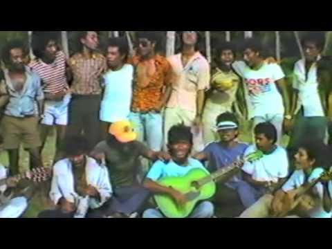 Lagu Piru negeri asal ku - Anak2 Piru tahun 1983
