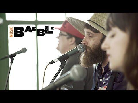 The Strumbellas perform