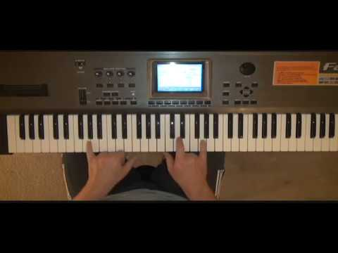 """Oh, Come All Ye Faithful"", Tutorial by ""PIano Man"" Steve Lungrin"
