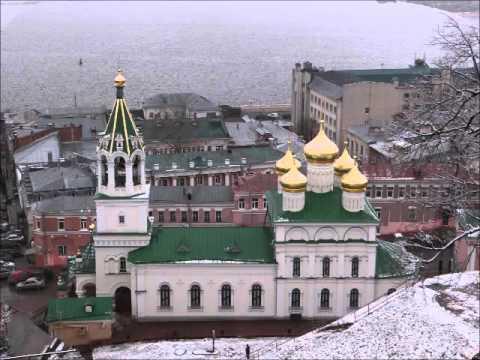 Храмы и монастыри Нижнего Новгорода