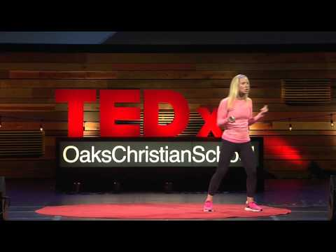 Rewiring how you look at yourself | Jenny Schatzle | TEDxOaksChristianSchool