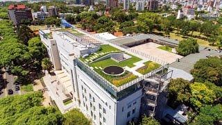 Inauguración 4to piso y Terraza Verde