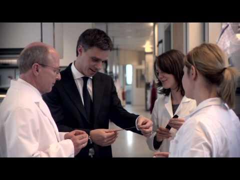 Working in Research & Development at Beiersdorf