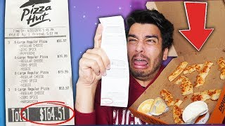 Download Letting YOUTUBERS Decide What i Eat for 24 HOURS! (IMPOSSIBLE FOOD CHALLENGE) Mp3 and Videos