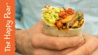 Breakfast Burrito | Vegan & Epic