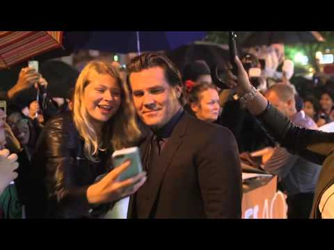 Legend: Paul Anderson TIFF 2015 Movie Premiere Gala Arrival from YouTube · Duration:  47 seconds