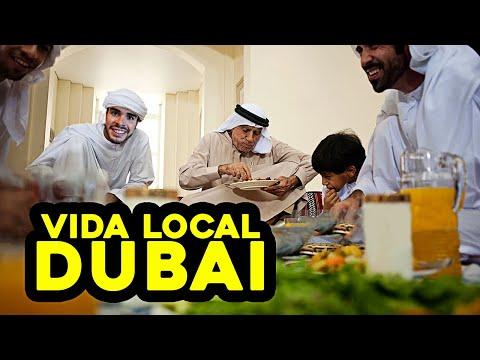 UN DIA EN DUBAI CON GENTE LOCAL ARABE