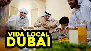 UN DIA EN DUBAI CON GENTE LOCAL ARABE