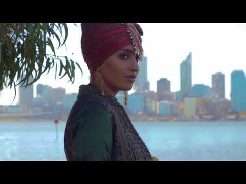 Modest fashion Hijab fashion in Perth, Australia with CELEBRITY Indonesian fashion designer
