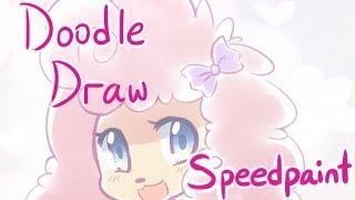 [cotton Candy Poodle] // Watch Me Doodle