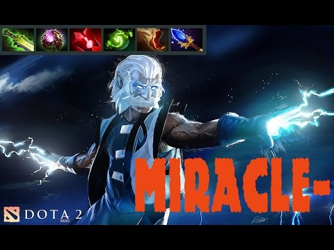 Miracle- Dota 2 [Zeus] - Unbelievable FORCES