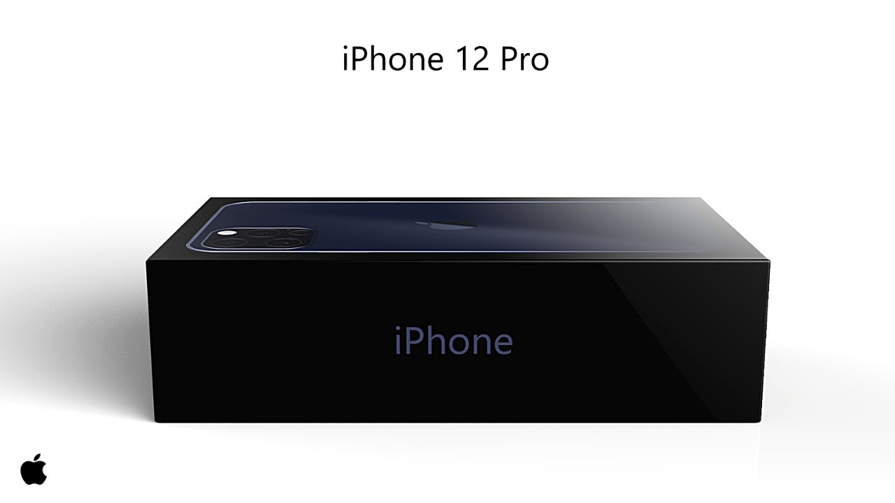 iPhone 12 Pro Unboxing Concept — Apple